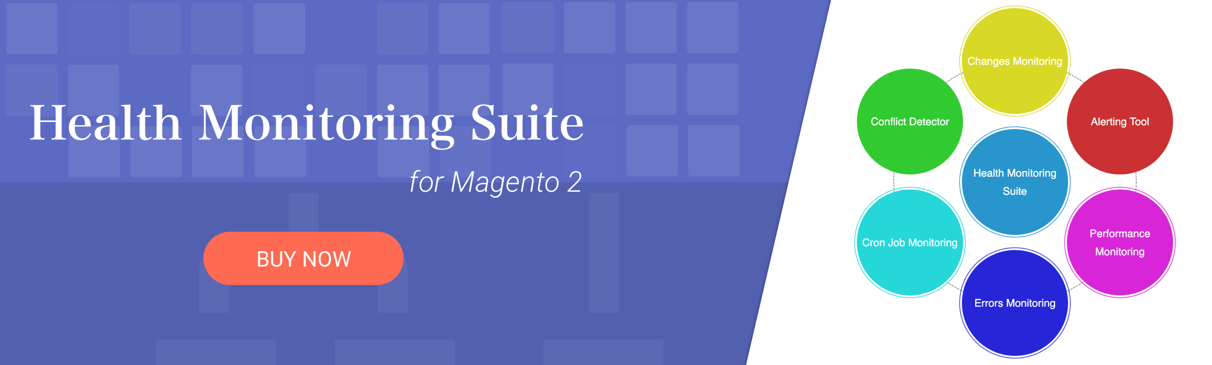 Health Monitoring Suite for Magento 2