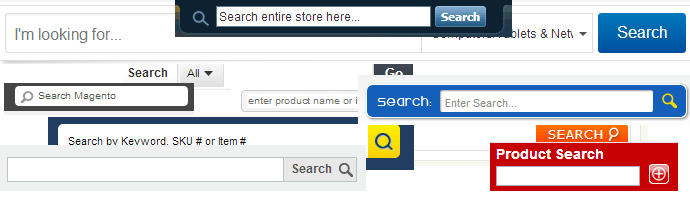 Magento Advanced Search, ideas for consideration and implementation