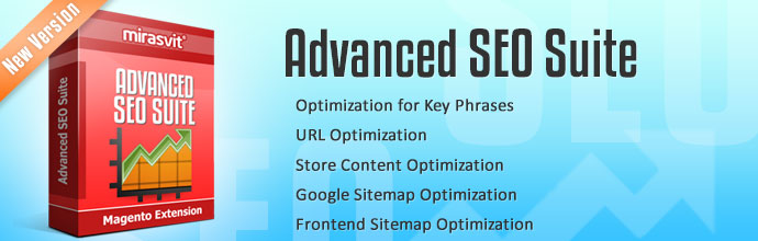 Welcome Advanced SEO Suite v.1.0.3 with 3 new amazing features