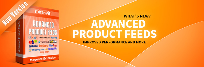 A new version of Advanced Product Feeds 1.1.1 has just been released!