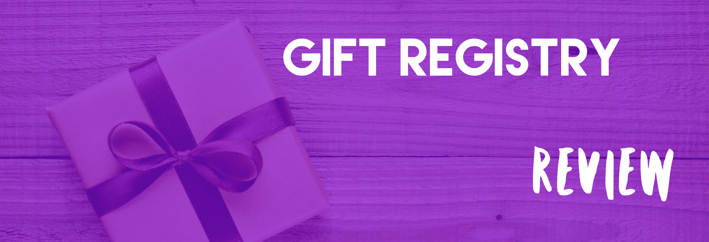 Gift Registry: Where Recipients Expectations And Givers Possibilities Meet