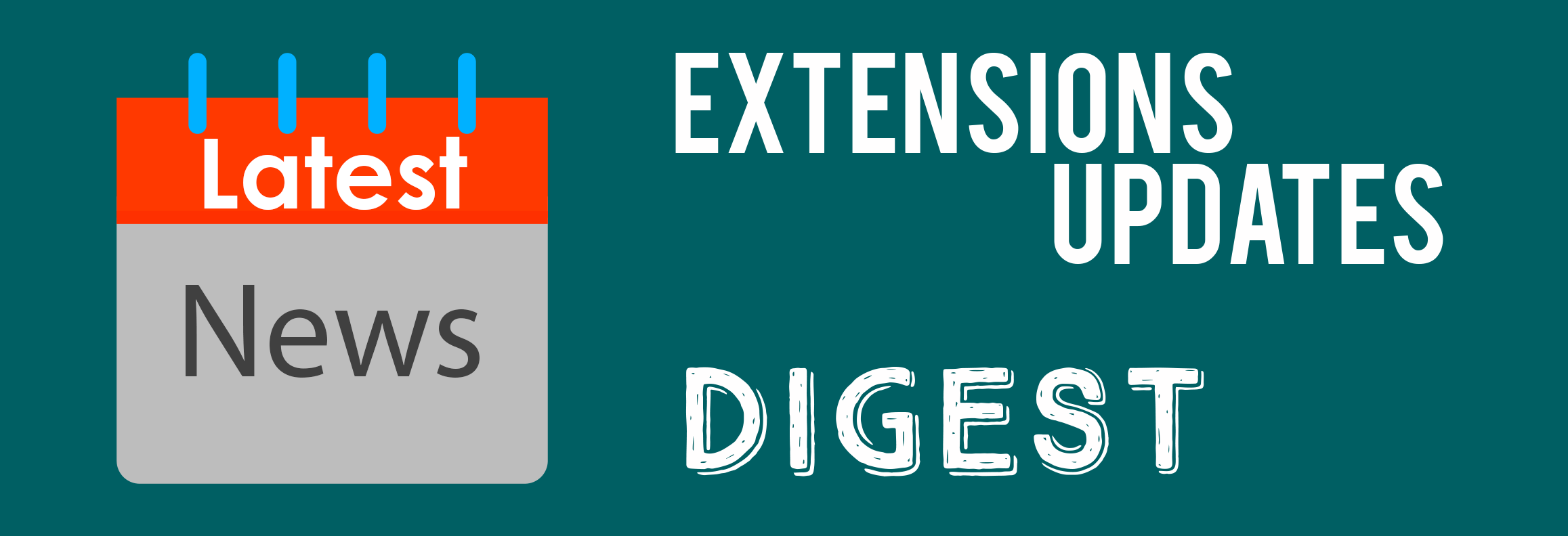 Mirasvit Latest Extensions Update Digest
