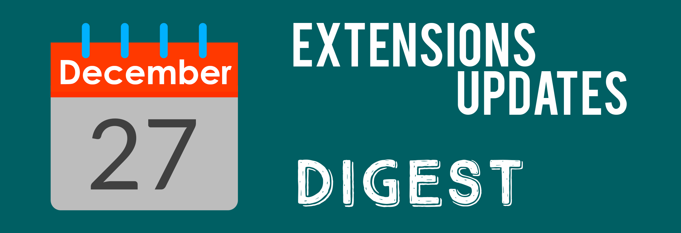 Mirasvit Latest (and the last in 2016) Extensions Update Digest