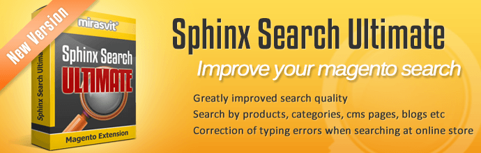 Sphinx Search Ultimate 2.2.9 – the new version is released!