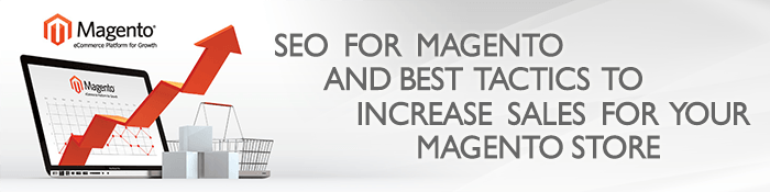 SEO for Magento and best tactics to increase sales for your store