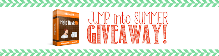 Mirasvit Giveaway - win Magento extension in our store for Free!