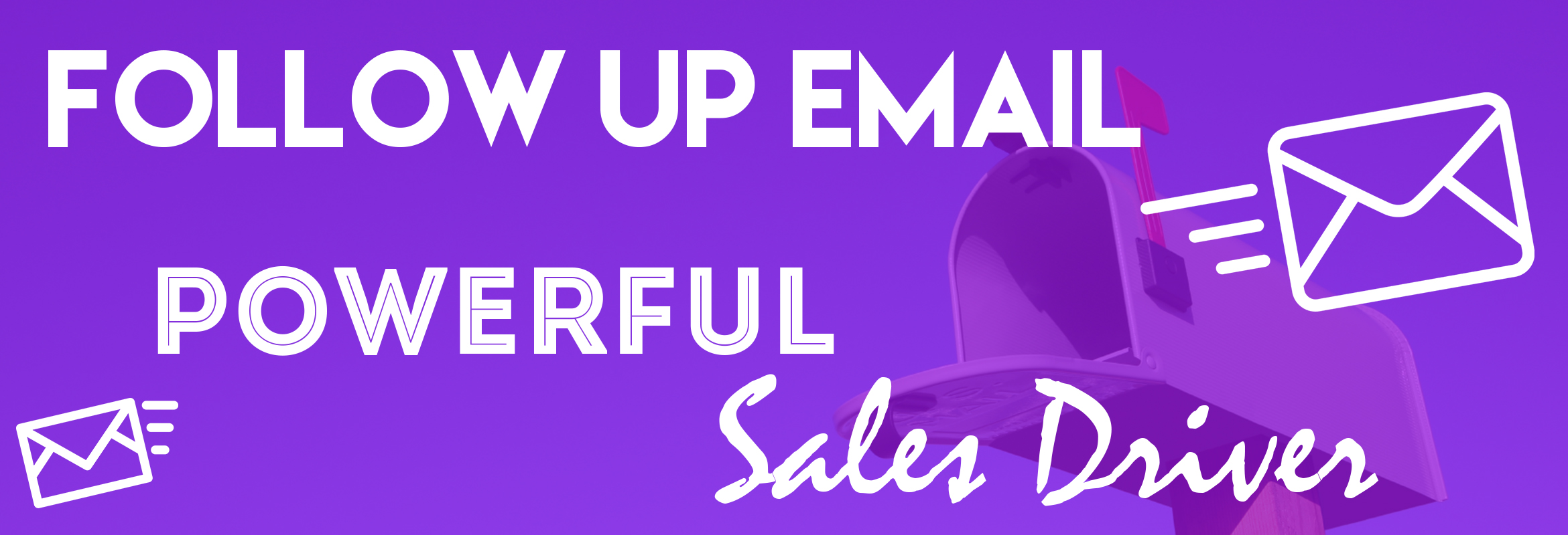 Follow Up Email: Powerful Sales Driver For Magento Store!