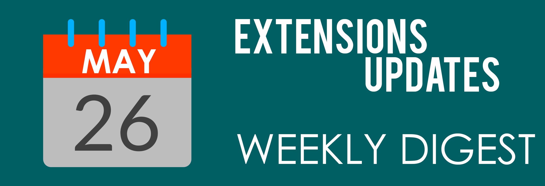 Mirasvit Extensions Update Weekly Digest