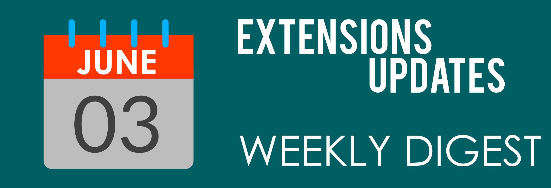 Mirasvit Extensions Update Weekly Digest 3.06