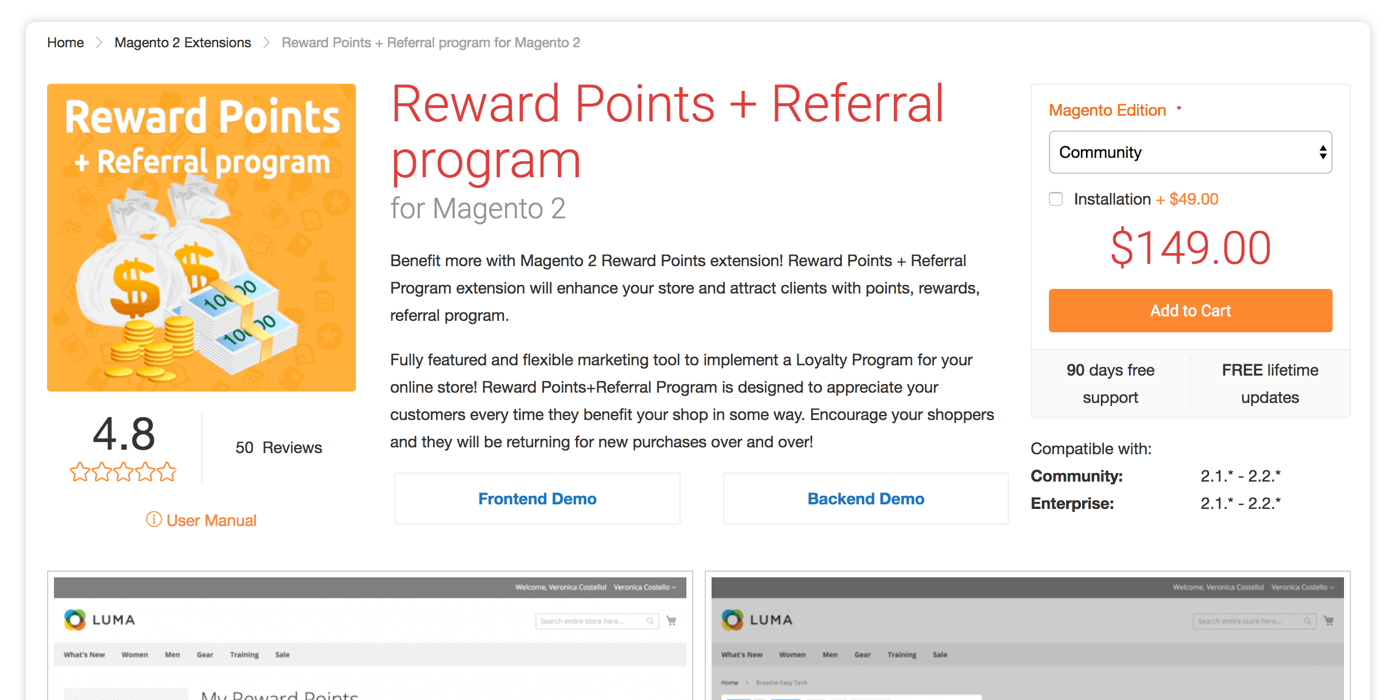 6 common questions regarding Magento 2 Reward Points