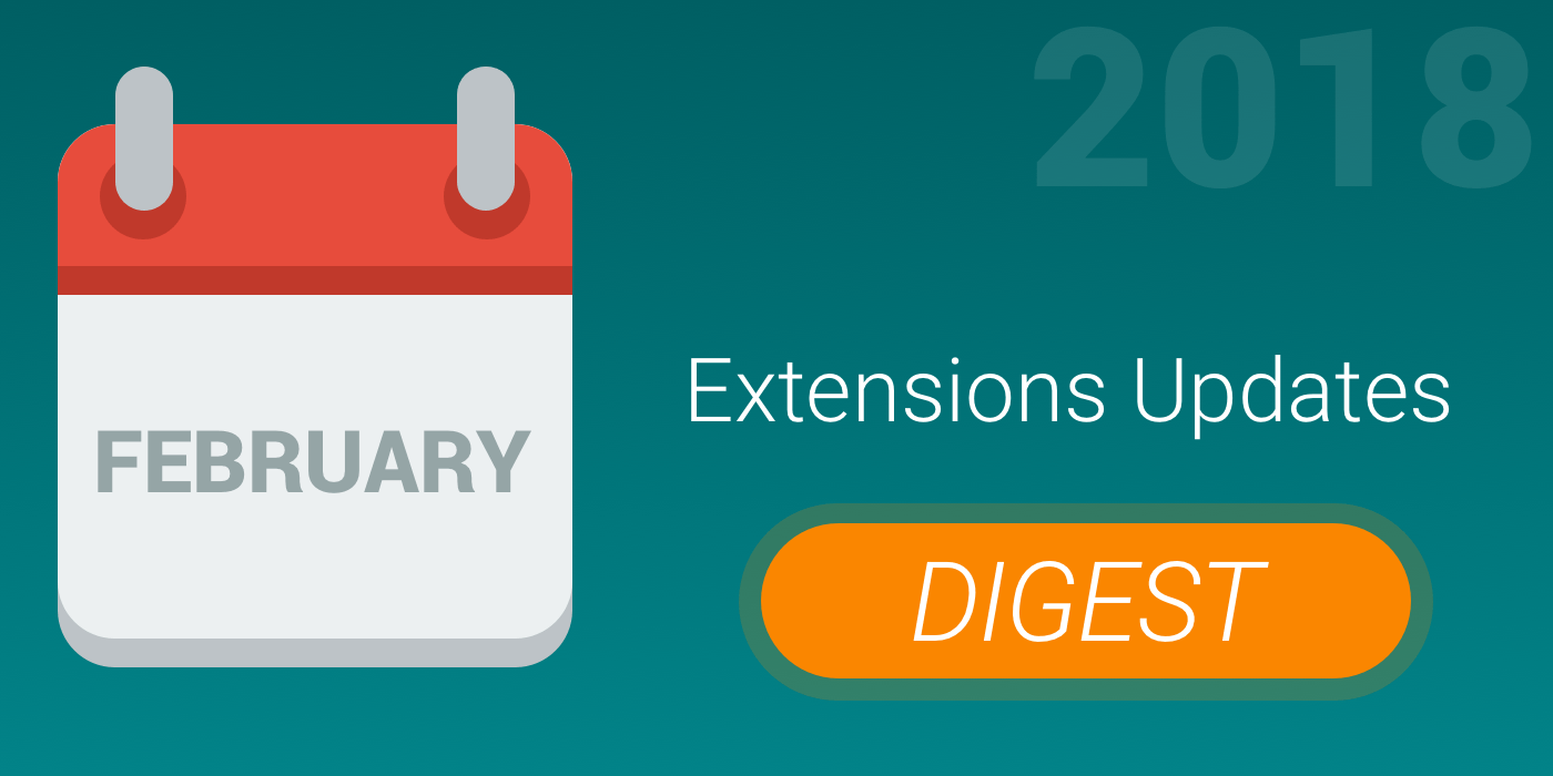 Mirasvit Extensions Update Digest