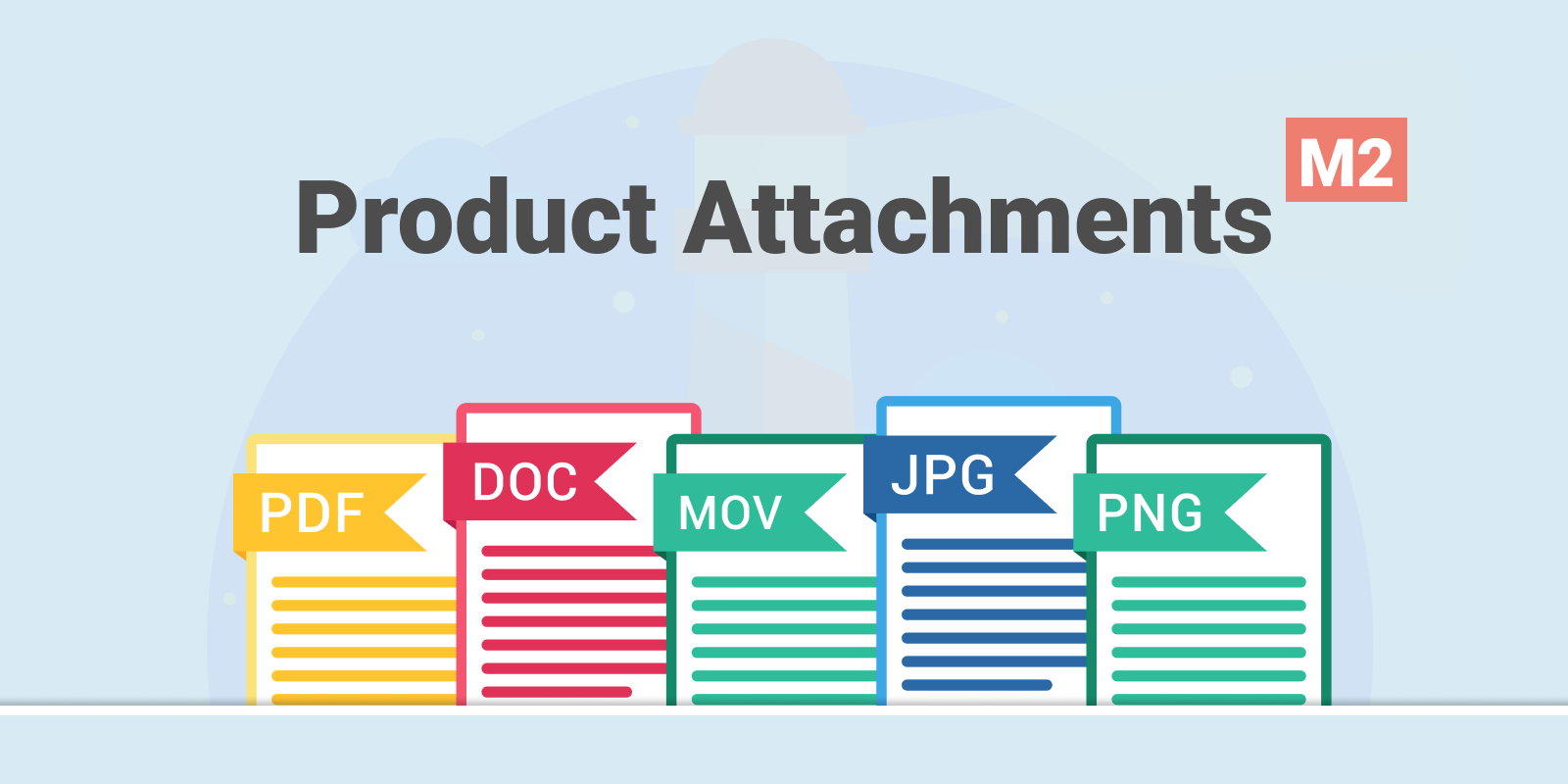 New Module: Magento 2 Product Attachments