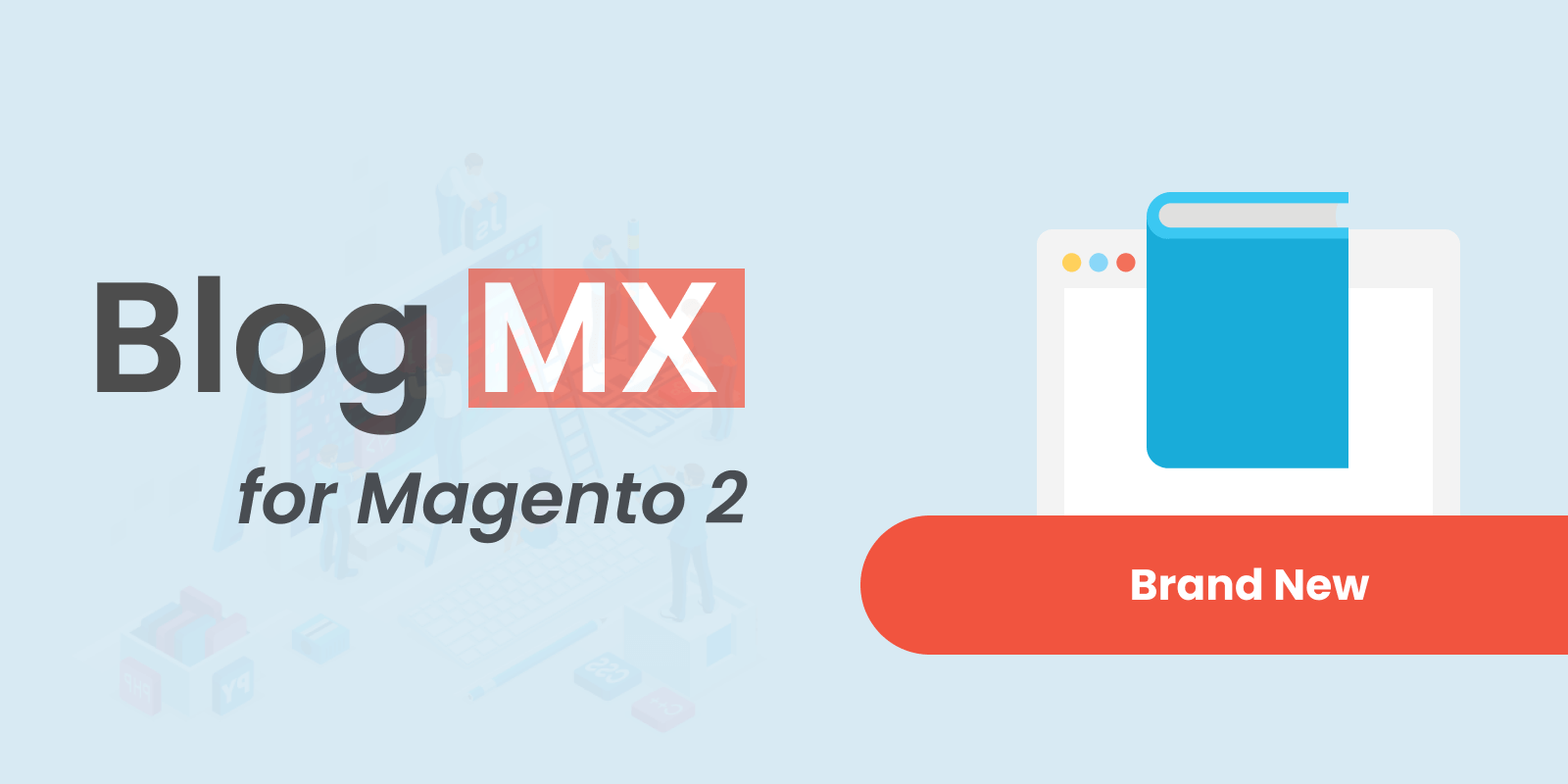 New Module: Magento 2 Blog MX