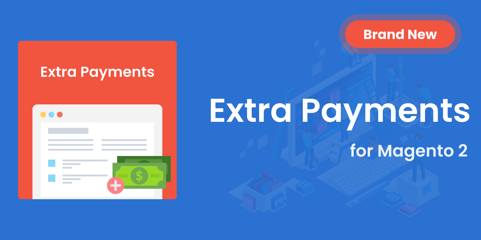 New Module: Magento 2 Extra Payments