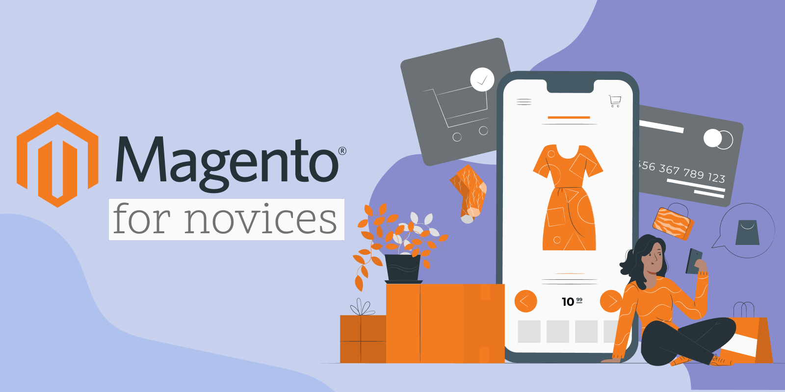 Magento for novices: all they need to know