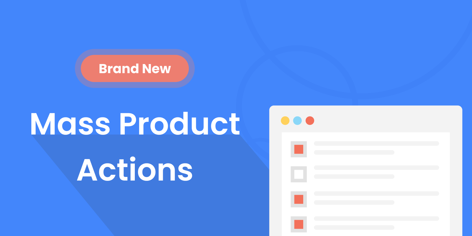 New Module: Magento 2 Mass Product Actions