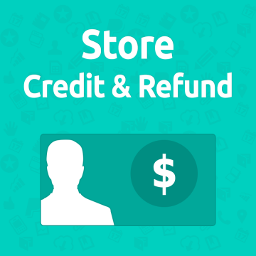 Store Credit and Refund Magento Extension