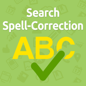 Search Spell-Correction