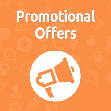 Promotional Offers