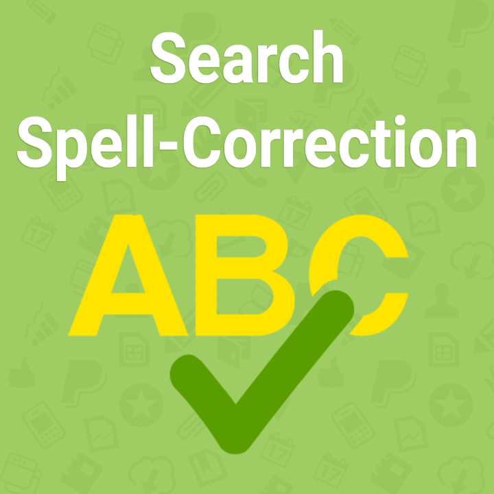 Search Spell-Correction for Magento 2