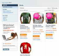 Category View - Magento Catalog Labels