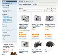 Search results for: 'camera' - significantly improved search relevance