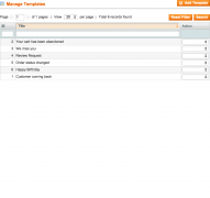 Magento email templates - Follow Up Magento Extension