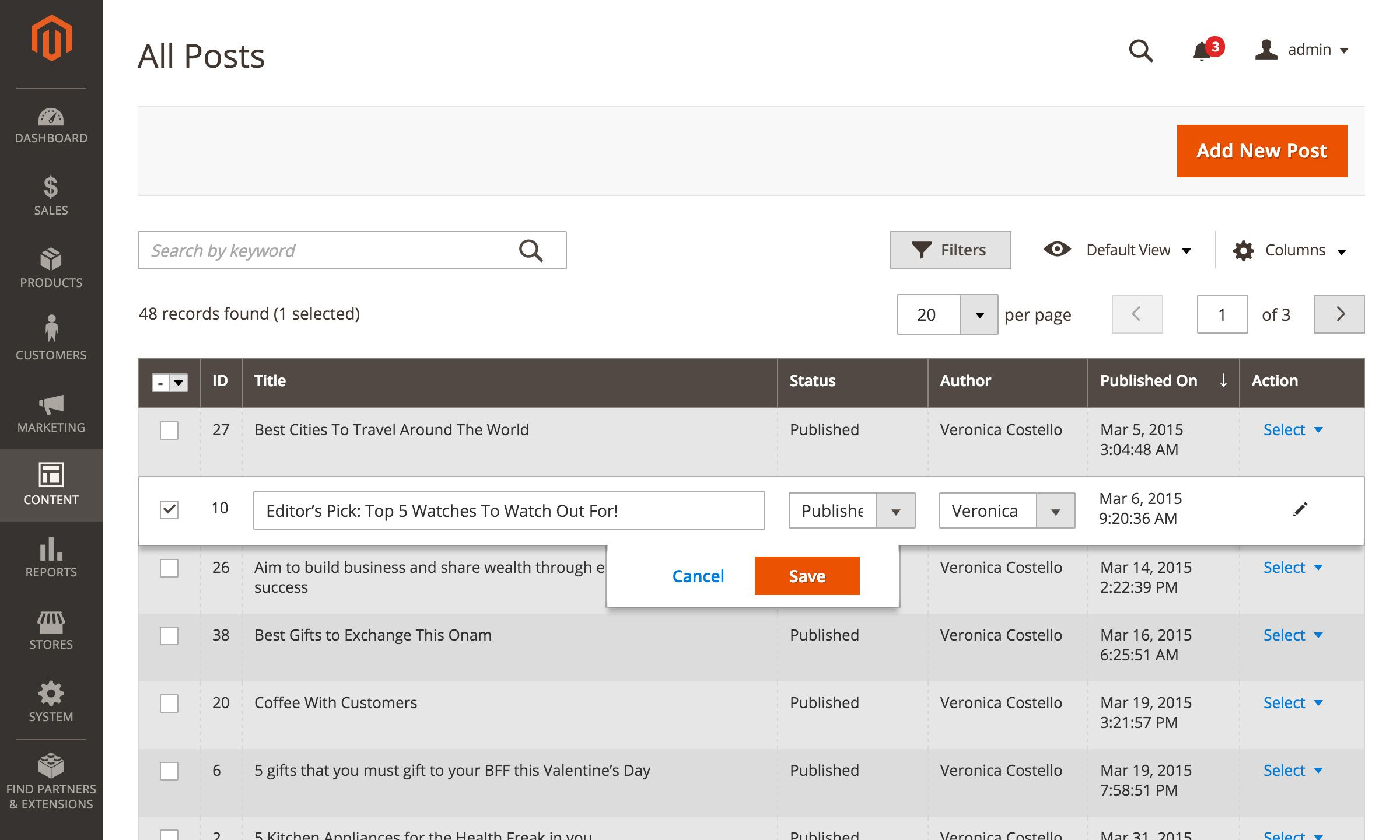 Magento 2 Blog Extension - Free Blog Module for M2