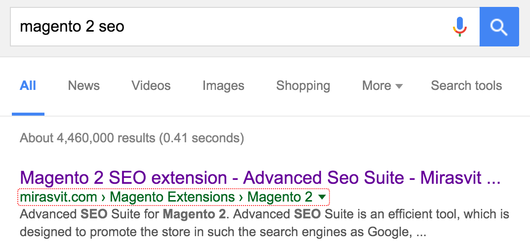 magento 2 seo extension advanced seo suite mirasvit magento