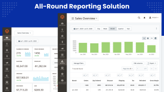 reporting solution advanced reports