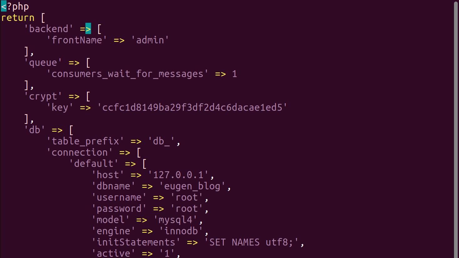 getting-database-login-password
