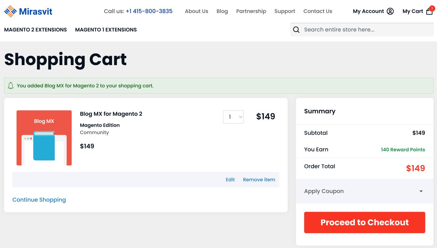 mirasvit-extension-added-to-cart