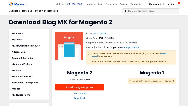 mirasvit-extension-download-page