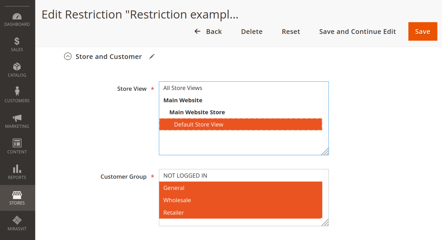 shipping-restriction-store-view-customer-group