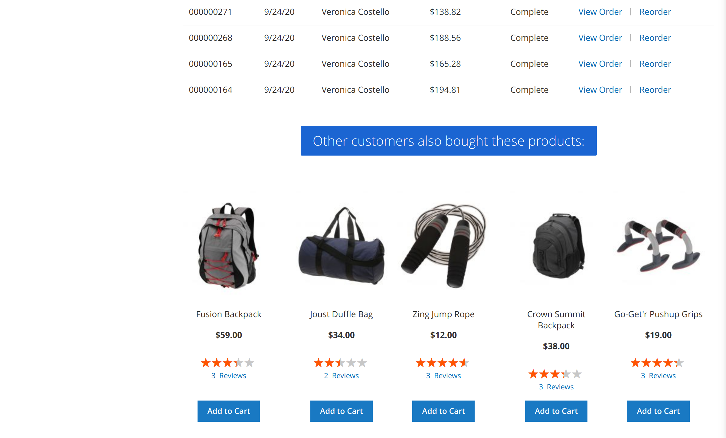Related products block with Also Bought rule in Magento Customers Also Bought